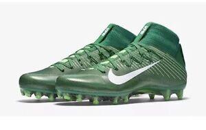 Nike Vapor Untouchable 2 Football Cleats 824470 313 Men's Size 10- Green