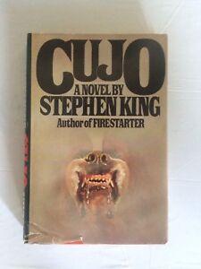Stephen King Cujo Book