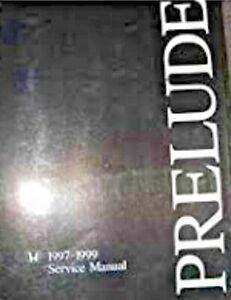HONDA-PRELUDE-1997-1999-Service-Manual-e-Book-SPECIAL-OFFER