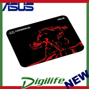 Black//Red Mouse Pad ASUS