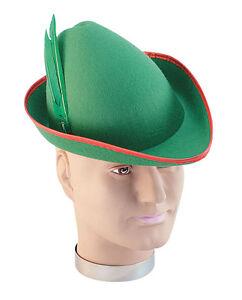 5a955fb0ed139 La imagen se está cargando Robin-Hood-Oktoberfest-Fieltro-Verde-Sombrero- Aleman-Adulto