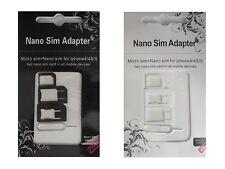 UNIVERSAL HANDY TABLET Sim Karten Adapter Nano Micro Nadel KARTENLESER -WOW- Z12