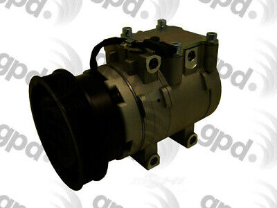 6 CYL 2003-2008 Hyundai Tiburon 2.7L W//Wrty Remanufactured AC Compressor Fits