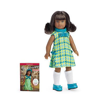 Melody Ellison American Girl Doll Mini Plus Mini Book 2016 Beforever BRAND NEW