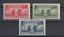8311-China-1950-Stalin-and-Mao-Tse-Tung-serie-3-valori-con-tracce-linguella miniatura 1