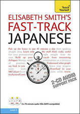 Fast-track Japanese: Teach Yourself (Audio Support), Smith, Elisabeth, Very Good