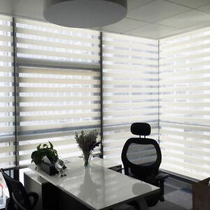 72 Inch White Horizontal Window Shade