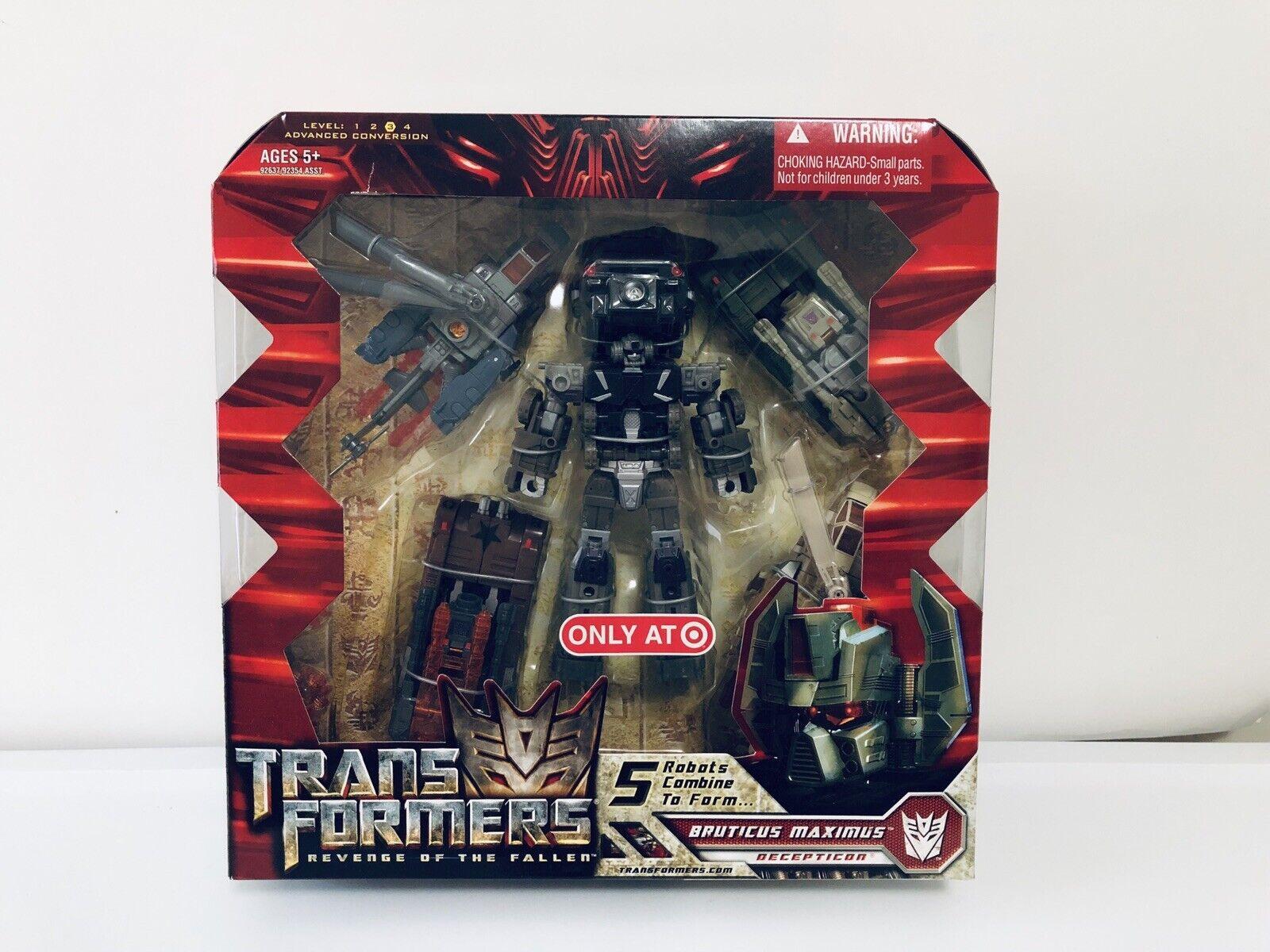 Transformers Revenge of the Fallen Bruticus Maximus NEUF