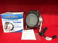 Workforce Lh-1012 Portable Ceramic Utility Heater W/thermostat 750/1500 Watt