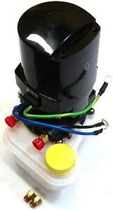 NEW TILT TRIM MOTOR MERCURY MARINE W// PUMP RESERVOIR 14336A28 18-6274 82-7864-2