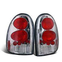 Cg Dodge Caravan 96-00 Tail Light Chrome