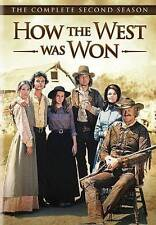 How the West Was Won: The Complete Second Season (DVD, 2014, 6-Disc Set)