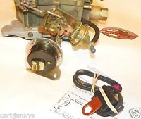 Pontiac Electric Choke Conversion Rochester Quadrajet Carburetor 400 455 Stock