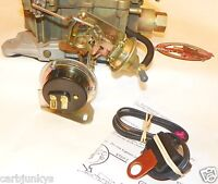 Pontiac Electric Choke Conversion Rochester Quadrajet Carburetor 400 455 Stock