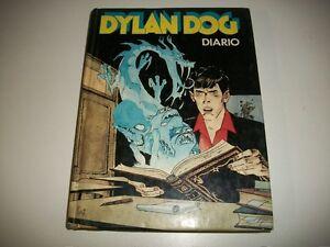 DYLAN-DOG-DIARIO-SERGIO-BONELLI-EDITORE-1991-TIZIANO-SCLAVI-BUONO-amp-BELLISSIMO