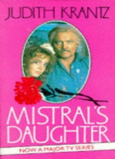 Mistral's Daughter,Judith Krantz- 9780553171747