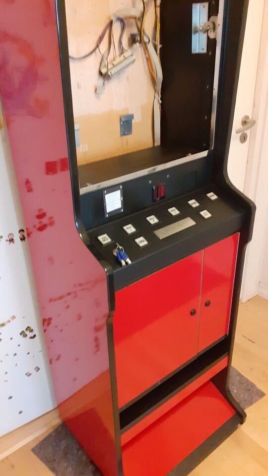 Maxi kabinet, spilleautomat, Perfekt