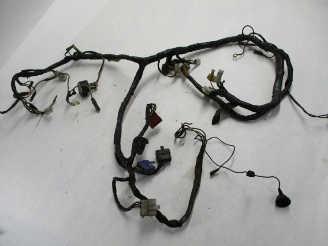[SCHEMATICS_4US]  81 Kawasaki Kz1000 KZ 1000 OEM Wire Harness Wiring Loom for sale online |  eBay | Kz1000 Wiring Harness |  | eBay