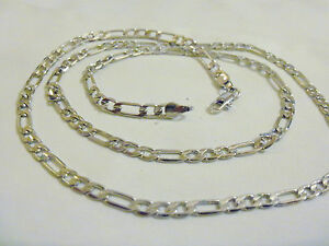 Perfect Jewelry Gift Sterling Silver Rhodium Plated Half round Wire Curb Chain