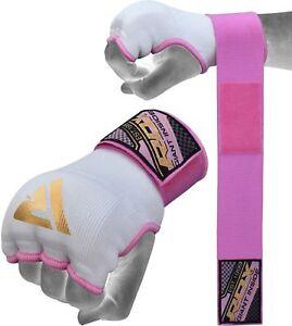Weitere Sportarten Rdx Boxen Damen Boxbandagen Faust Hand Innere Handschuhe Rosa Mma Boxsack De