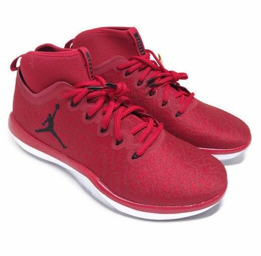 Nike Air Jordan Trainer 1 Gym Red Training Basketball Shoes Sz 10.5 845402 605