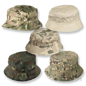 HELIKON S95 US STYLE BOONIE HAT FIELD ARMY MILITARY CADET SUN  e2dc2d39c3a5