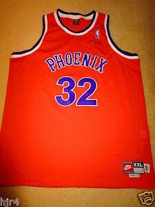 info for cecfb f6c07 Details about Amare Stoudemire #1 Phoenix Suns 1969 NBA Orange Nike Jersey  2XL mens