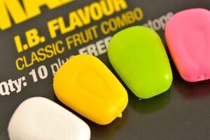 "All Colours /& Flavours Korda Carp Fishing /""Fake Food/"" Pop-Up Dumbells"