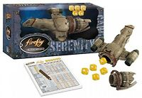 Firefly Yahtzee Game, New, Free Shipping