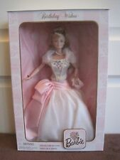Beautiful! NEW in BOX 1998 Collector's Edition BIRTHDAY WISHES BARBIE. SHIP FAST