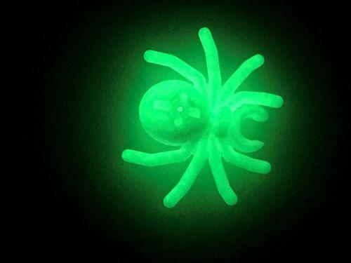 LEGO ® 20 im Dunkeln leuchtende Spinnen K111 20 x Spinne glow in the dark