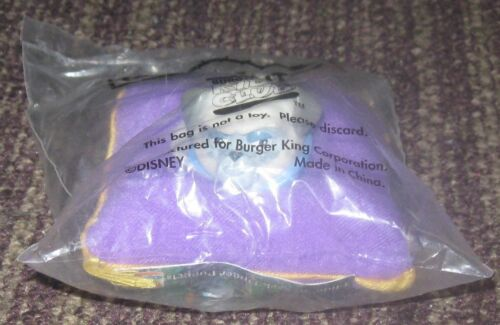 1996 Pocahontas Burger King Toy Percy the Dog Finger Puppet
