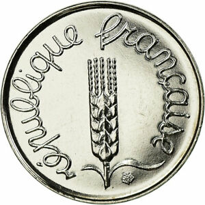 708741-Coin-France-Epi-Centime-2000-Paris-MS-65-70-Stainless-Steel