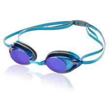 Speedo Vanquisher 2.0 Mirrored Swim Goggle Glasses UV Protection Anti Fog Pro