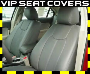 Image Is Loading Ford Fusion Clazzio Leather Seat Covers