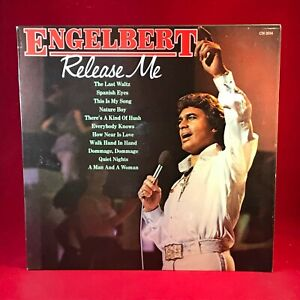 ENGELBERT-HUMPERDINCK-Release-Me-1981-UK-Vinyl-LP-EXCELLENT-CONDITION