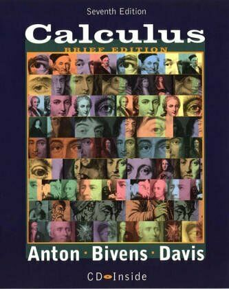 Calculus : A New Horizon, Brief Edition by Anton, Howard-ExLibrary