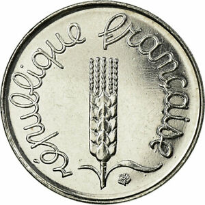 706615-Coin-France-Epi-Centime-1998-Paris-MS-65-70-Stainless-Steel