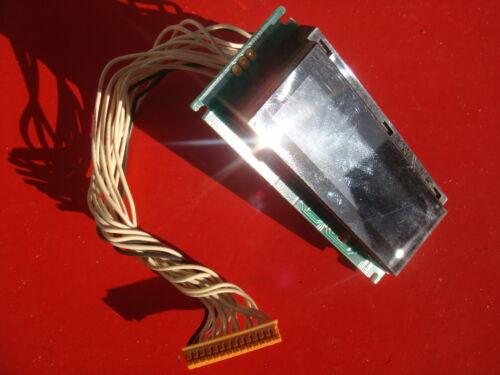 SHARP LMI62 LMI-62 LCD DISPLAY MODULE 71X29 mm Roland D-5 D10 D20 ROLAND Synthé