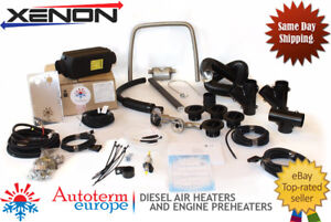 Autoterm-PLANAR-2D-Diesel-Air-Heater-MARINE-LARGE-Set-with-PU-22-controller