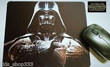 STAR WARS DARTH VADER Anti slip COMPUTER MOUSE PAD 9 X 7inch Darth bb8