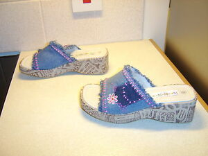 Pablosky-Girls-Mules-Size-35-IMMACULATE-WORN-ONCE-FOR-A-SHORT-TIME