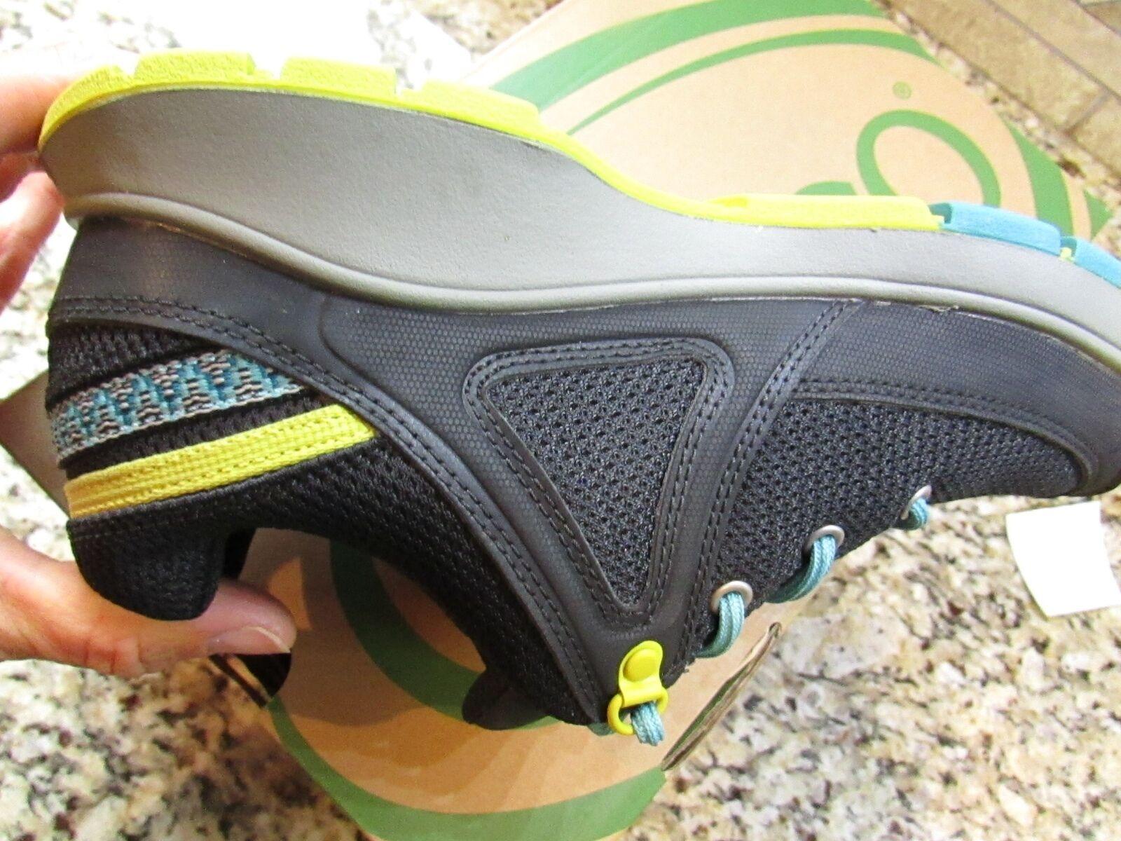 NEW CHACO VIKA nero ATHLETIC ATHLETIC ATHLETIC scarpe donna 6 nero ECO-TREAD  FREE SHIP 5cff3c