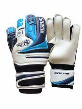 Kids goalkeeper, goalie, soccer gloves, FINGER PROTECTED SIZE:8*