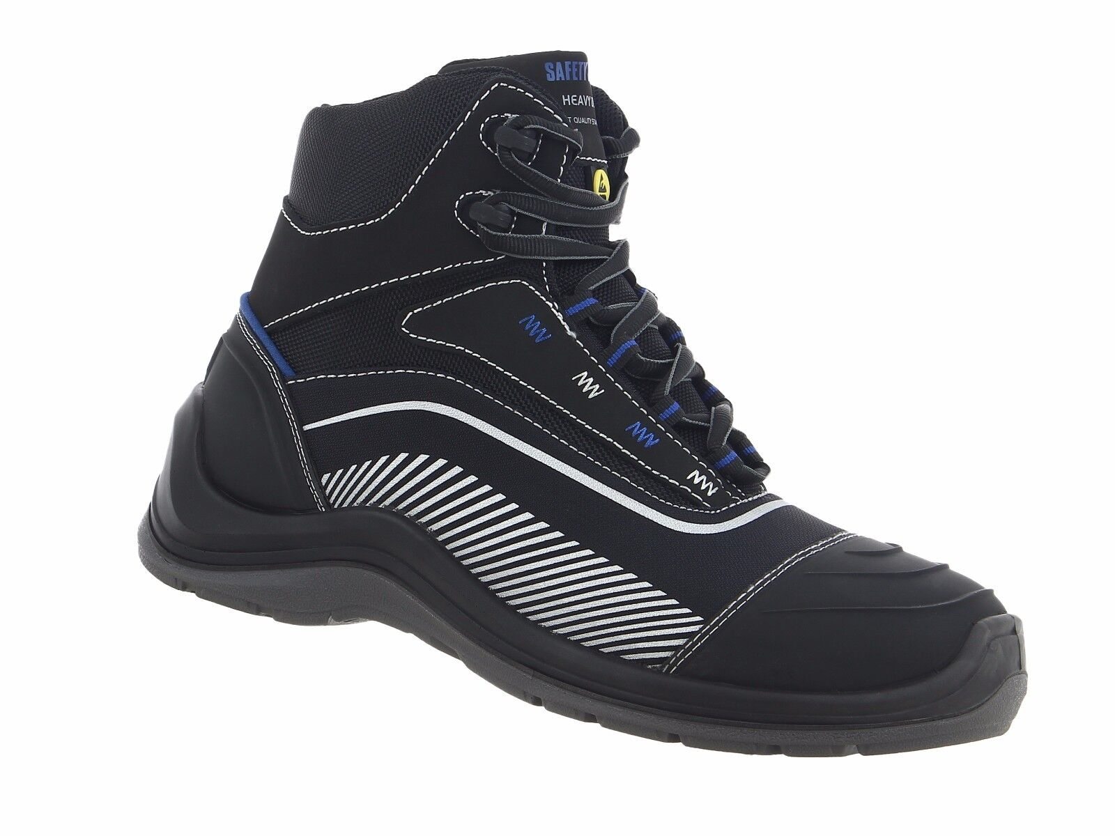 Safety Jogger energetica S3 SRC ESD metallo libero di sicurezza Boot