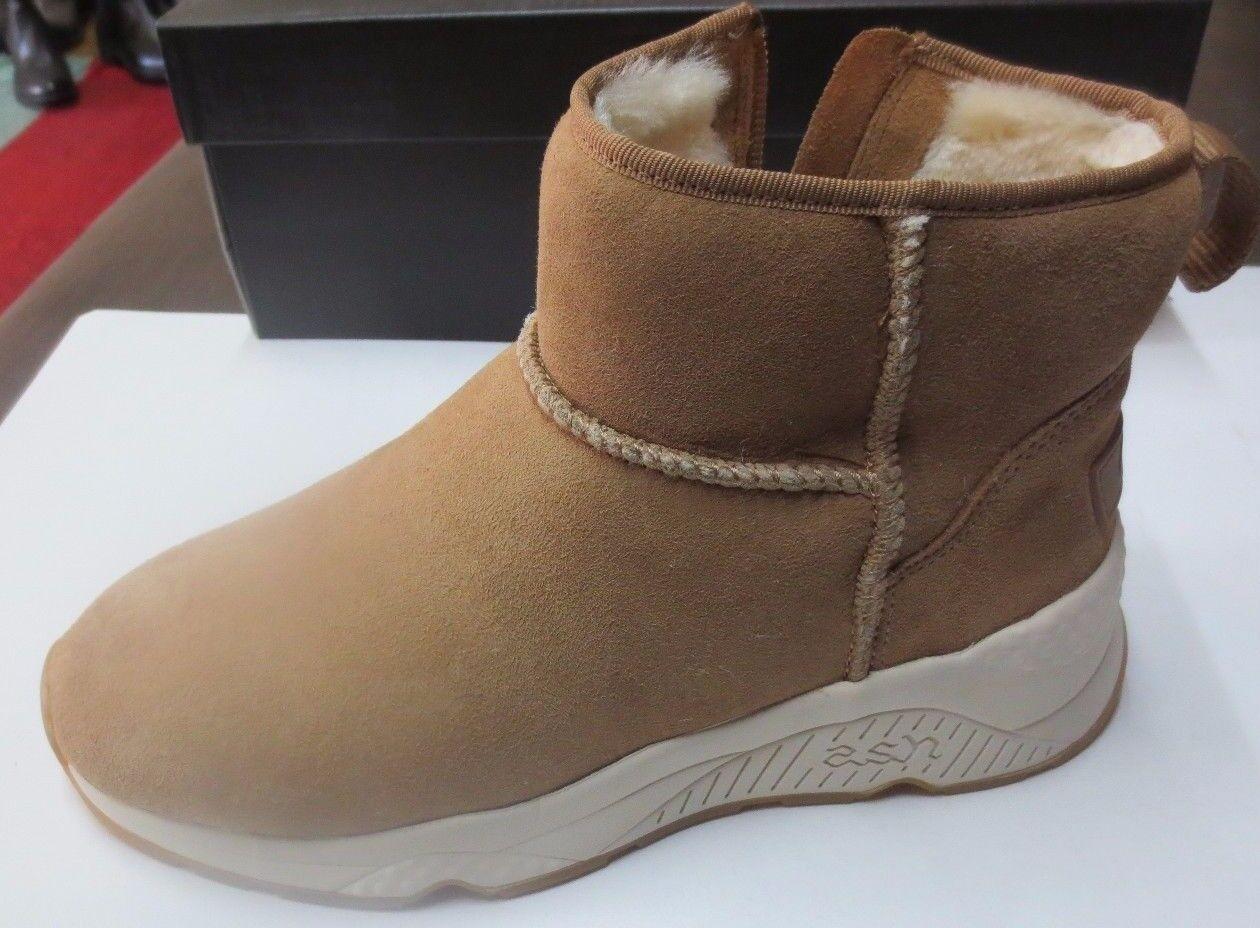 Ash Miko serraje Camel Camel Camel fourre sintetizador nuevo valor 199e zapato tamaños de 38, 40  calidad de primera clase