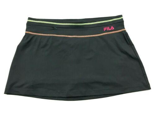 FILA Tennis Skorts Women's Size Large L Zip Pocket