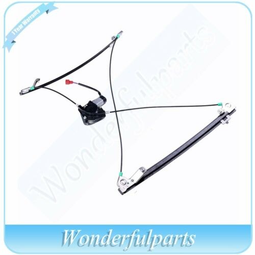 Front Right Passenger Side Window Regulator with Motor Fits Chrysler Voyager