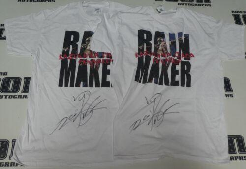 Kazuchika Okada Signed New Japan Pro Wrestling Shirt BAS Beckett COA Autograph 2