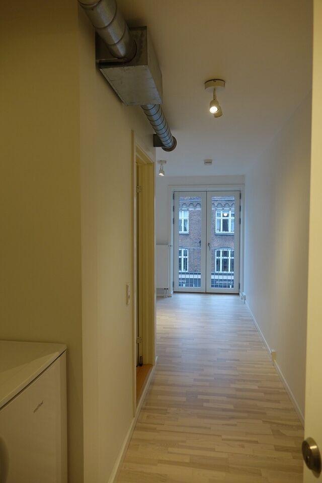 Studiebolig i hjertet af Frederiksberg